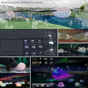 World aurora experience center