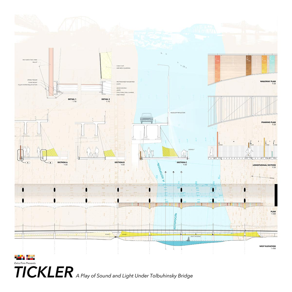 TICKLER: A Play of Sound and Light