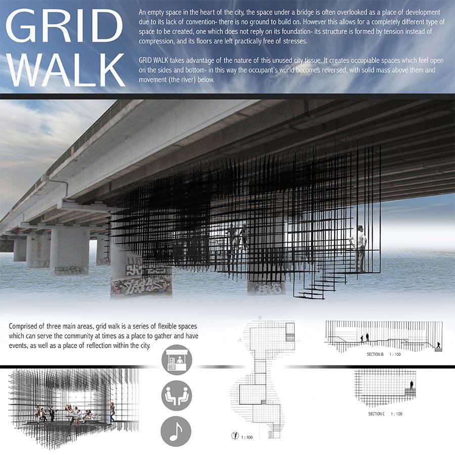 Grid Walk